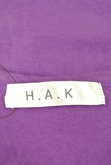 H.A.K(ハク)レディース キャミソール・タンクトップ PR10213331大画像6へ