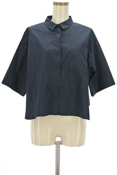 BLACK BY MOUSSY(ブラックバイマウジー)レディース カジュアルシャツ PR10213375大画像1へ