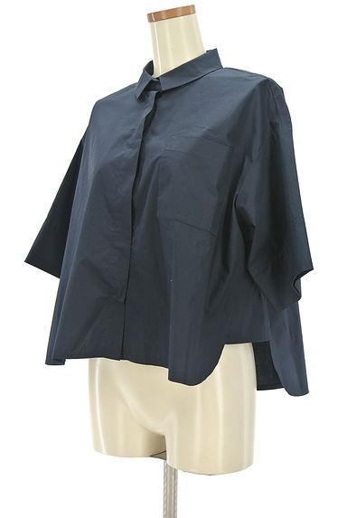 BLACK BY MOUSSY(ブラックバイマウジー)レディース カジュアルシャツ PR10213375大画像3へ