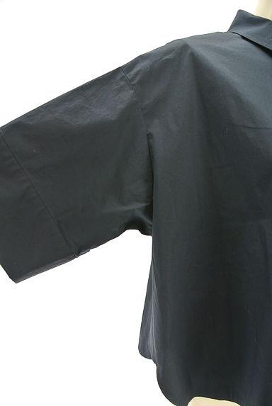 BLACK BY MOUSSY(ブラックバイマウジー)レディース カジュアルシャツ PR10213375大画像4へ