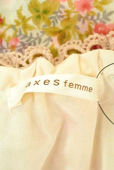 axes femme(アクシーズファム)レディース カットソー・プルオーバー PR10213387大画像6へ