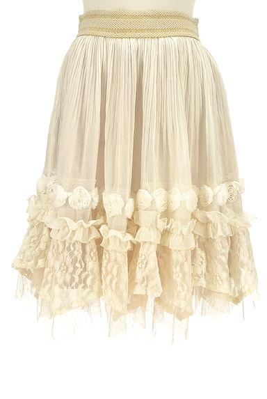 axes femme(アクシーズファム)レディース スカート PR10213391大画像1へ