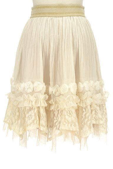 axes femme(アクシーズファム)レディース スカート PR10213391大画像2へ