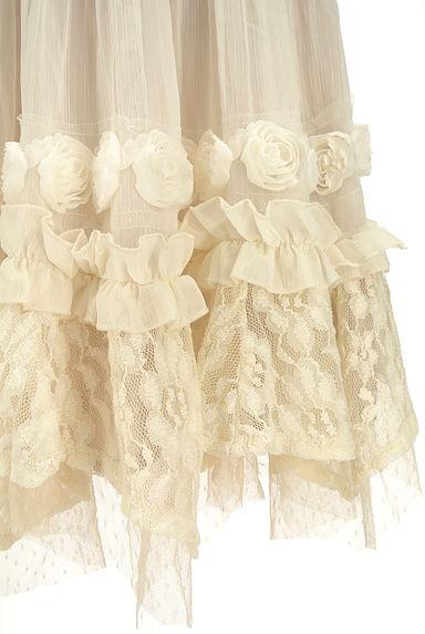 axes femme(アクシーズファム)レディース スカート PR10213391大画像5へ