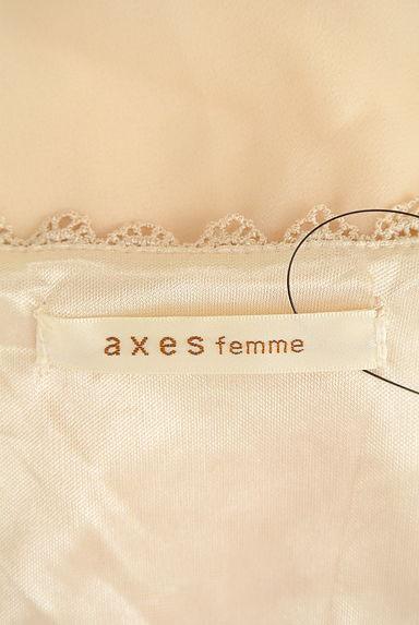 axes femme(アクシーズファム)レディース カットソー・プルオーバー PR10213406大画像6へ