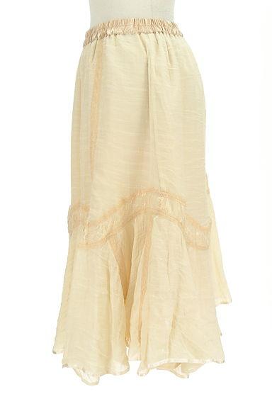 axes femme(アクシーズファム)レディース ロングスカート・マキシスカート PR10213417大画像3へ