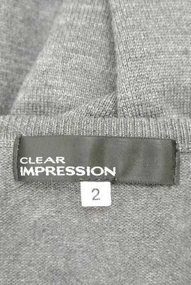 CLEAR IMPRESSION(クリアインプレッション)の古着「(カーディガン・ボレロ)」大画像6へ