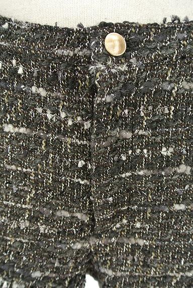 VICKY(ビッキー)の古着「ラメツイードショートパンツ(ショートパンツ・ハーフパンツ)」大画像4へ