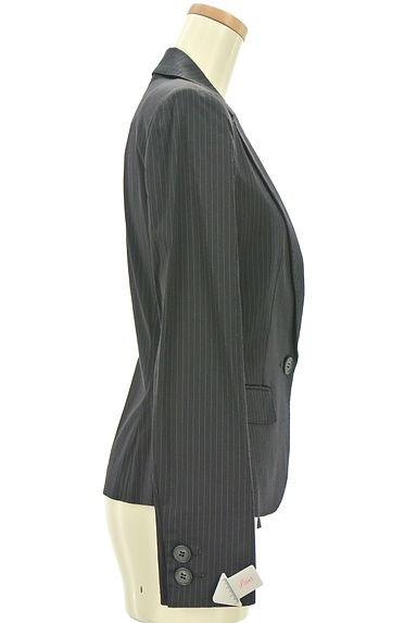 NATURAL BEAUTY(ナチュラルビューティ)の古着「ピンストライプジャケット(ジャケット)」大画像4へ