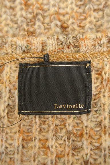 Abahouse Devinette(アバハウスドゥヴィネット)レディース セーター PR10214732大画像6へ