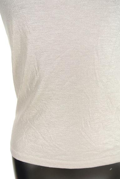 UNITED ARROWS(ユナイテッドアローズ)の古着「無地シンプルカットソー(カットソー・プルオーバー)」大画像5へ