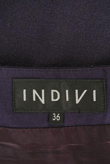 INDIVI(インディヴィ)レディース スカート PR10215107大画像6へ