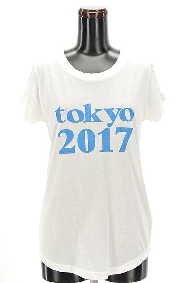 Zadig&Voltaire(ザディグエヴォルテール)レディース Tシャツ PR10215117大画像1へ