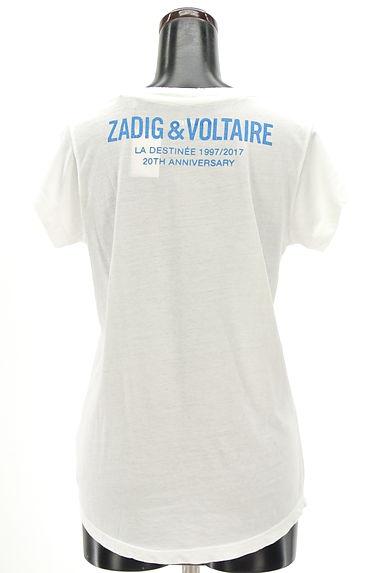 Zadig&Voltaire(ザディグエヴォルテール)レディース Tシャツ PR10215117大画像2へ