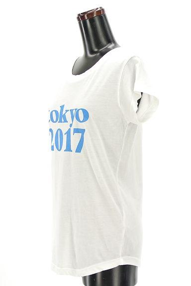 Zadig&Voltaire(ザディグエヴォルテール)レディース Tシャツ PR10215117大画像3へ