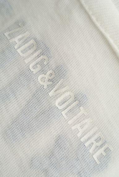 Zadig&Voltaire(ザディグエヴォルテール)レディース Tシャツ PR10215117大画像6へ