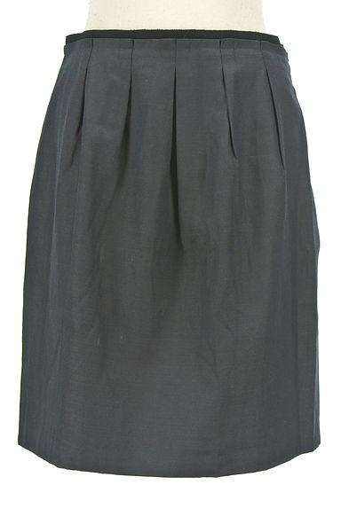 UNTITLED(アンタイトル)の古着「タック入りセミフレアスカート(スカート)」大画像1へ
