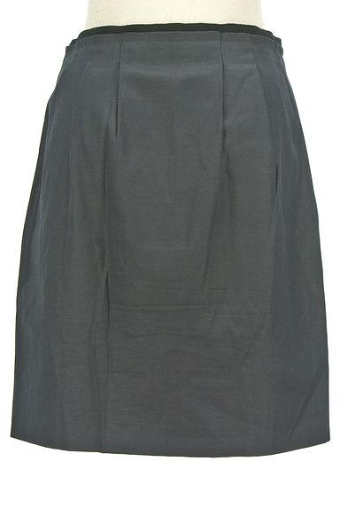 UNTITLED(アンタイトル)の古着「タック入りセミフレアスカート(スカート)」大画像2へ