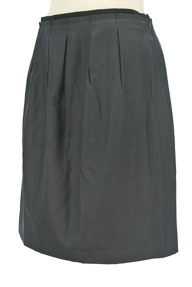 UNTITLED(アンタイトル)の古着「タック入りセミフレアスカート(スカート)」大画像3へ