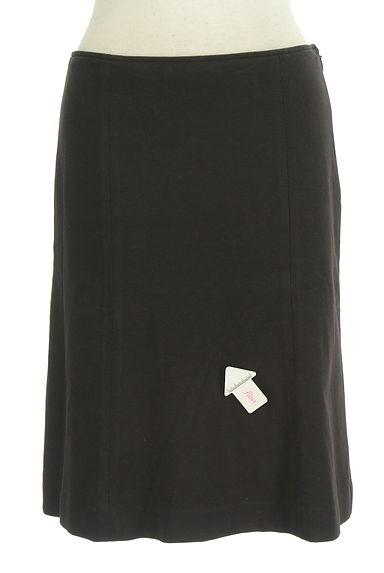 PROPORTION BODY DRESSING(プロポーションボディ ドレッシング)の古着「ストレッチセミフレアスカート(スカート)」大画像4へ