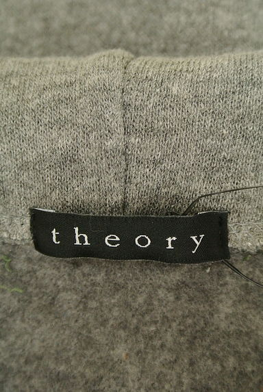theory(セオリー)レディース スウェット・パーカー PR10216320大画像6へ