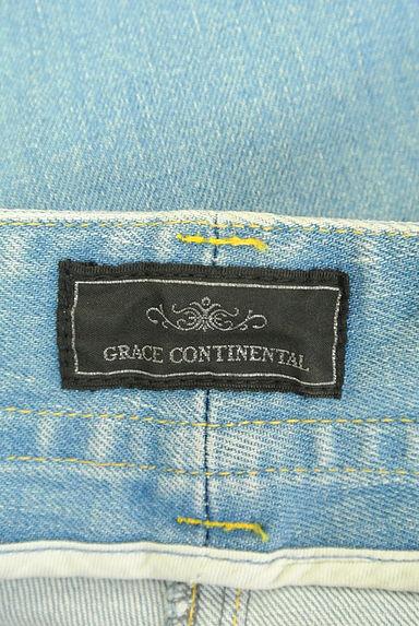 GRACE CONTINENTAL(グレースコンチネンタル)レディース デニムパンツ PR10216411大画像6へ