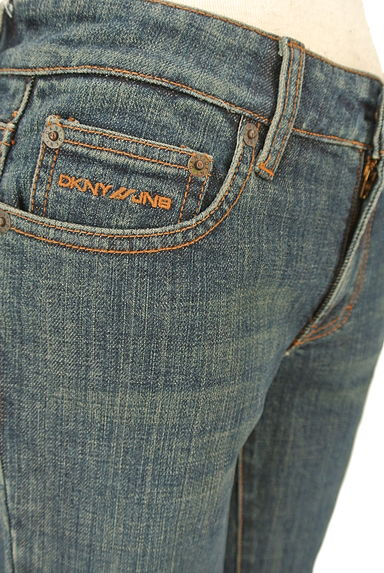 DKNY JEANS(ディーケーエヌワイジーンズ)レディース デニムパンツ PR10216423大画像4へ