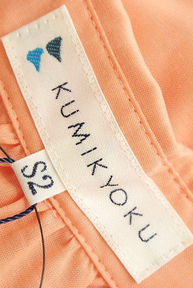 KUMIKYOKU(組曲)レディース カットソー・プルオーバー PR10216438大画像6へ