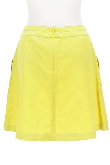 TARA JARMON(タラジャーモン)の古着「配色ステッチナイロンスカート(ミニスカート)」大画像2へ
