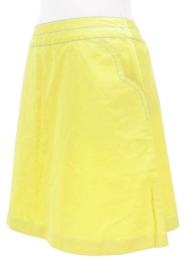TARA JARMON(タラジャーモン)の古着「配色ステッチナイロンスカート(ミニスカート)」大画像3へ