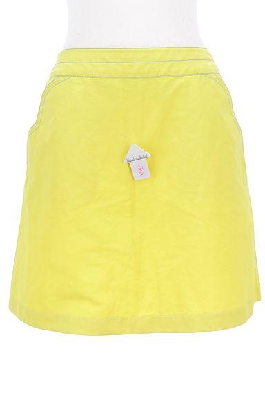 TARA JARMON(タラジャーモン)の古着「配色ステッチナイロンスカート(ミニスカート)」大画像4へ