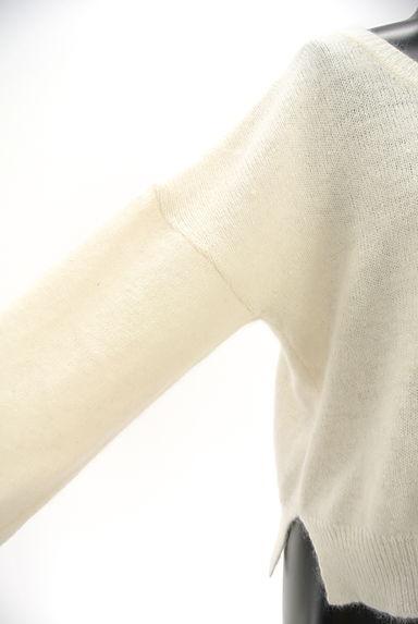 31 Sons de mode(トランテアン ソン ドゥ モード)の古着「ルーズドロップショルダーニット(ニット)」大画像5へ