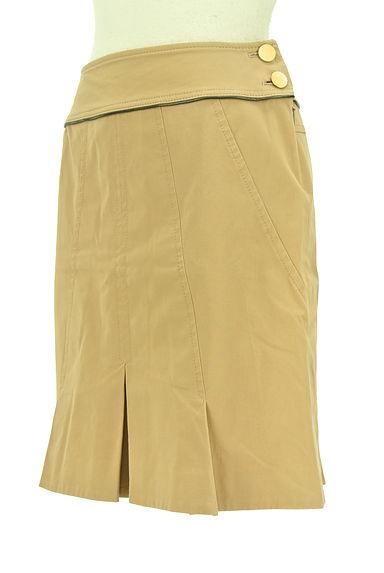 Viaggio Blu(ビアッジョブルー)の古着「カジュアルタイトスカート(ミニスカート)」大画像3へ