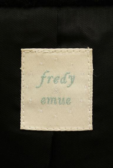 fredy(フレディ)の古着「ハイネックショートコート(コート)」大画像6へ