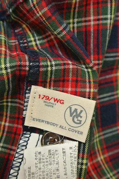 179/WG NICOLE CLUB(179ダブリュウジイニコルクラブ)シャツ買取実績のタグ画像