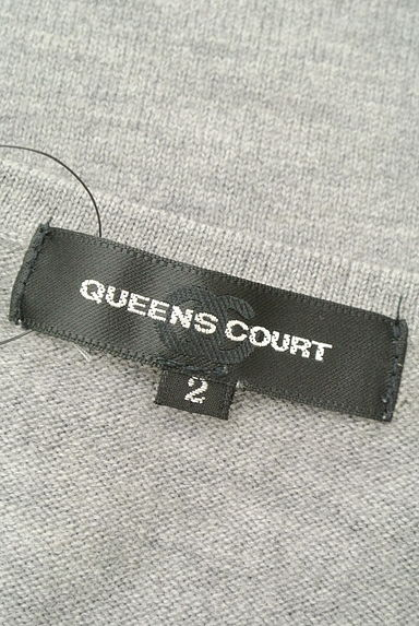 QUEENS COURT(クイーンズコート)レディース ニット PR10217797大画像6へ