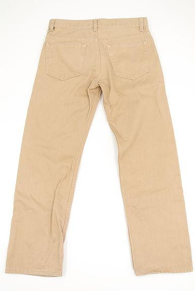 UNITED ARROWS(ユナイテッドアローズ)の古着「無地カラーストレートパンツ(パンツ)」大画像2へ
