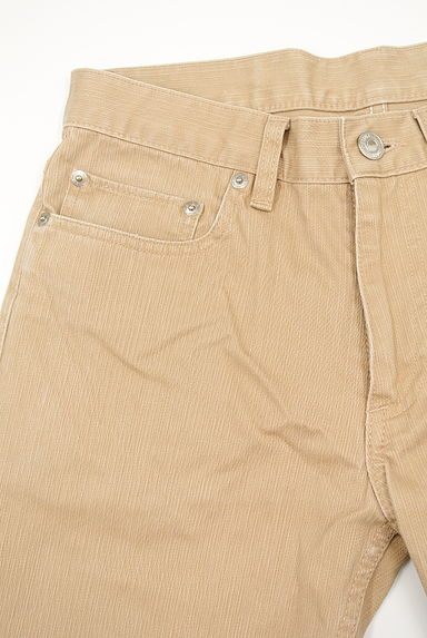 UNITED ARROWS(ユナイテッドアローズ)の古着「無地カラーストレートパンツ(パンツ)」大画像3へ