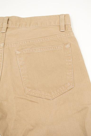 UNITED ARROWS(ユナイテッドアローズ)の古着「無地カラーストレートパンツ(パンツ)」大画像4へ