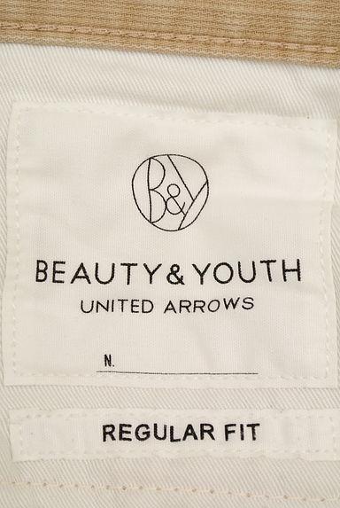 UNITED ARROWS(ユナイテッドアローズ)の古着「無地カラーストレートパンツ(パンツ)」大画像6へ