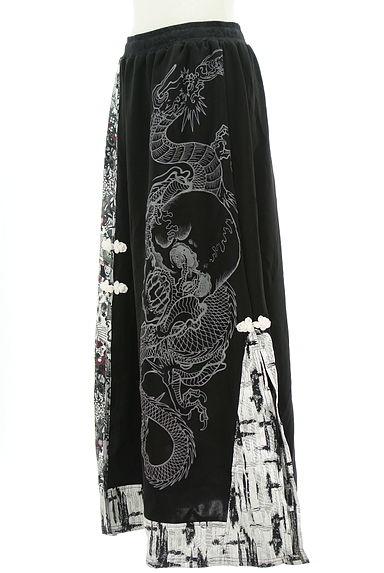 Qutie Frash(キューティーフラッシュ)レディース ロングスカート・マキシスカート PR10217998大画像3へ