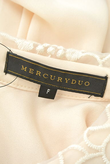 MERCURYDUO(マーキュリーデュオ)レディース カットソー・プルオーバー PR10218042大画像6へ