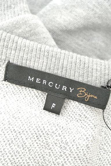 MERCURYDUO(マーキュリーデュオ)レディース スウェット・パーカー PR10218053大画像6へ