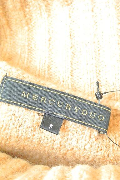 MERCURYDUO(マーキュリーデュオ)レディース ニット PR10218054大画像6へ
