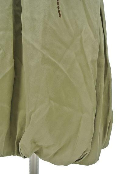 Banner Barrett(バナーバレット)の古着「スパンコールバルーンキャミワンピ(キャミワンピース)」大画像5へ