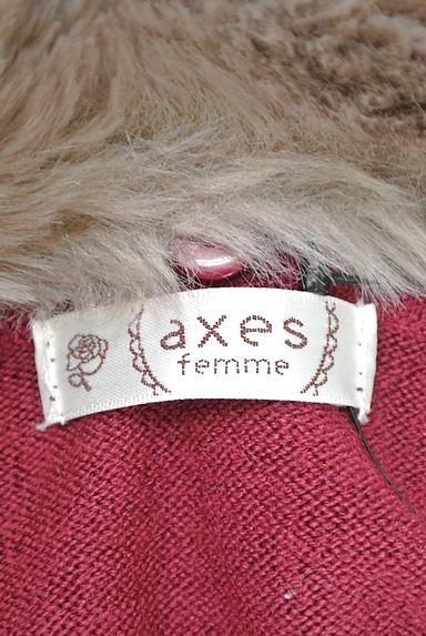 axes femme(アクシーズファム)レディース カーディガン・ボレロ PR10218135大画像6へ