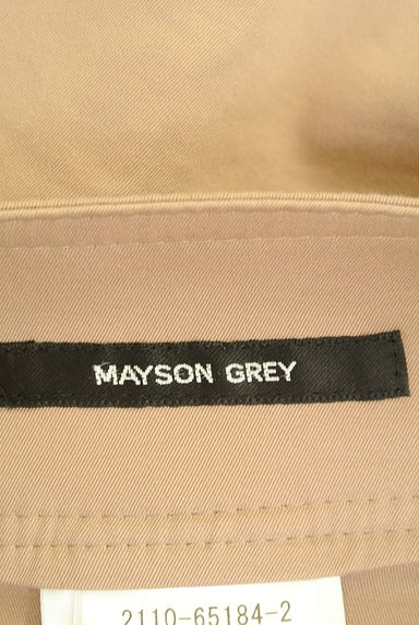 MAYSON GREY(メイソングレイ)レディース パンツ PR10218227大画像6へ