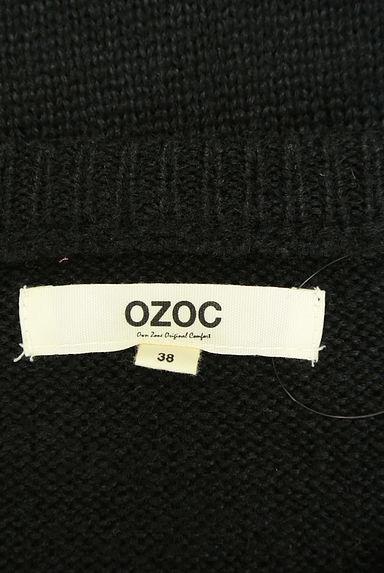 OZOC(オゾック)レディース ニット PR10218319大画像6へ