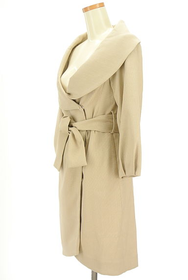 MOROKO BAR(モロコバー)の古着「BIGショールカラーガウンコート(コート)」大画像3へ