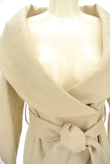 MOROKO BAR(モロコバー)の古着「BIGショールカラーガウンコート(コート)」大画像4へ